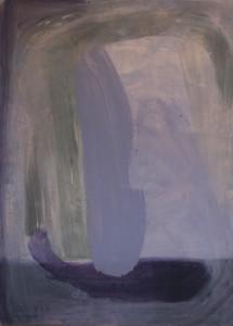 Isolation, 48__x66__ Oil on Canvas
