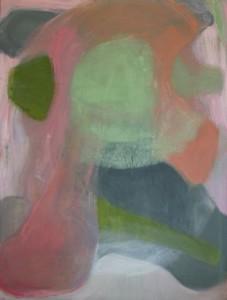 Manic Moon, 48__x66__ Oil on Canvas
